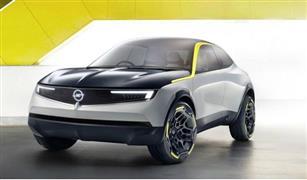 أوبل تقدم كروس اوفر كهربائية باسم GT X
