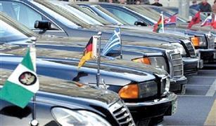 توقف في حركة بيع سيارات الهيئات الدبلوماسية
