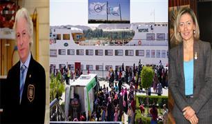 مرسيدس-بنز إيجيبت تشارك في دعم أول مستشفي الخير العائم لدعم الطفل المصري بمحافظات صعيد مصر