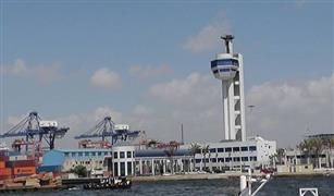 غلق بوغاز مينائي الإسكندريه والدخيلة نظراً لسوء الأحوال الجومائية