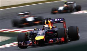 انطلاق فورميلا 1 فى البحرين .. وفيراري يواصل هيمنته في تجارب سباق الجائزة الكبرى
