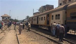 """السكة الحديد تعتذر عن تأخر قطارين بسبب """"سقوط عجلة البوجي"""""""