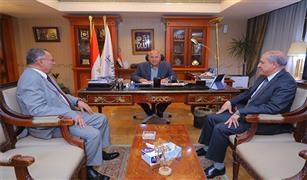 تعيين عمرو إسماعيل رئيسا للهيئة العامة للموانىء البرية والجافة