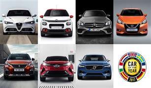 ٧٧٨ مليون جنيه رسوم معفاه على السيارات الاوروبيه خلال مارس الماضي