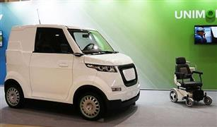 روسيا تطلق سيارة مميزة لذوي الاحتياجات الخاصة