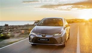 تويوتا تطلق الجيل 12 من كورولا في مصر.. وأحمد منصف: السيارة الجديدة أيقونة في جودة التصنيع