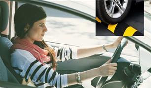 للمبتدئين.. كيف تحافظ على سيارتك عند تخطي المطبات الصناعية
