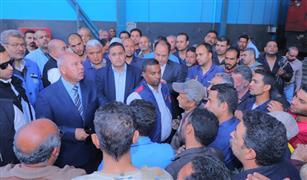 وزير النقل: خطة شاملة لتطوير جميع ورش السكك الحديدية لرفع مستويات السلامة
