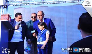 ناشيونال موتورز بحضور ملاك السيارة ايجل_580 في ايفنت اليوم العائلي للملاك/صور