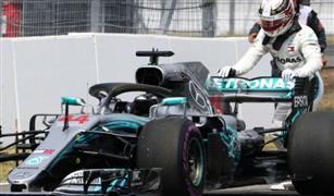 """سباق فورمولا وان فى أذربيجان يتوقف بسبب """"بالوعة صرف""""!"""