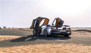"""بقوة 1900 حصان.. سيارة """"باتيستا"""" الخارقة تصل أسواق دبي للمرة الأولى"""