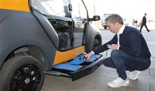 لأول مرة.. الكشف عن سيارة كهربائية ببطارية قابلة للاستبدال