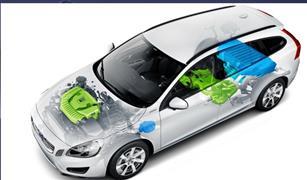 مصر تحصد المركزين الأول والثاني في مسابقة السيارات الهجينة الكهربائية والإمارات الثالث