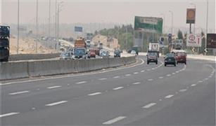 تحويلات مرورية بطريق الإسكندرية الزراعى .