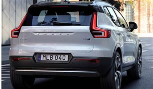 """فولفو تعتزم طرح نسخة كهربائية من سيارتها """"إكس سي 40"""""""