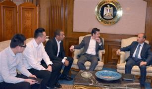 وزير الصناعة يبحث مع شركة عالمية إنتاج دراجات كهربائية في مصر