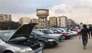 بالفيديو.. تحسن طفيف في حركة البيع والشراء بسوق السيارات المستعملة| فيديو