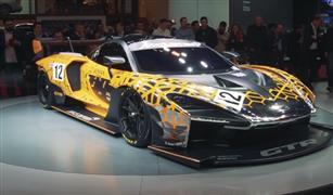 """بالفيديو.. """"McLaren"""" تطرح سيارة قيمتها 1.6 مليون دولار للبيع"""
