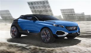 بيجو تكشف أول  صور ومعلومات عن سيارتها 2008 موديل 2021