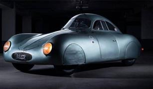 """أقدم سيارة """"بورش"""" بالتاريخ.. معروضة للبيع حاليا بسعر خرافي"""