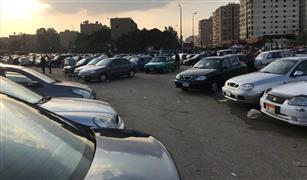 هذا ما فعله شهر رمضان بسوق السيارات المستعملة في مدينة نصر