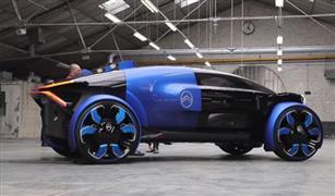 """""""ستروين"""" تكشف عن سيارة كهربائية مذهلة"""