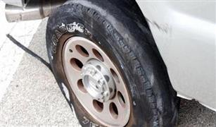 المهندس لطفى حمودة: إذا انفجر إطار السيارة على سرعة كبيرة أضغط بنزين!