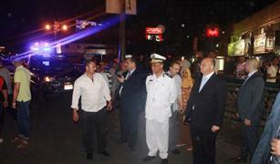 محافظ القاهرة يتفقد حملة مشتركة بين حيي الأزبكية وبولاق أبو العلا لإزالة الإشغالات