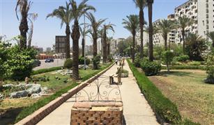 رفع كفاءة المحاور المحيطة باستادات القاهرة والسلام والسكة الحديد