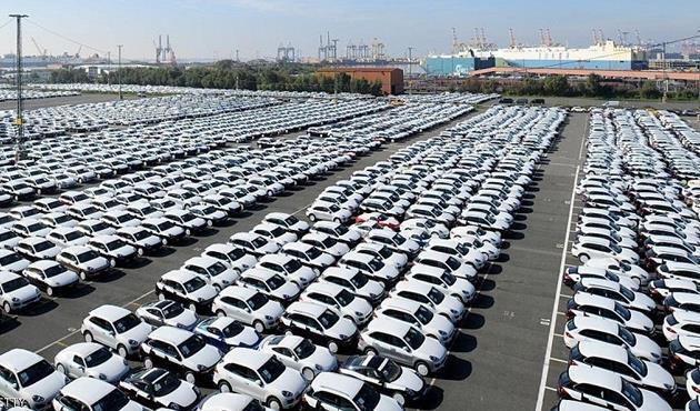 السويس تفرج عن ٣٠١ سيارة ملاكي في ابريل