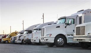 موانئ السويس تفرج عن ١٤ سيارة نقل خلال أبريل الماضي