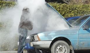 تحذير لأصحاب السيارات القديمة.. الموجة شديدة الحرارة مستمرة اليوم