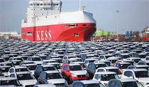 ٣٣ سيارة دخلت البلاد بنظام الإفراج المؤقت من ميناء السويس في أبريل