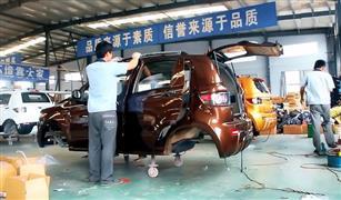 توقعات ببيع 28.1 مليون سيارة صينية في 2019