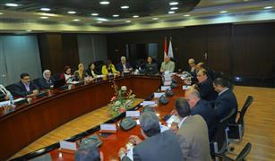 وزيرا النقل والاستثمار والتعاون الدولي يبحثان تدعيم الإستثمار في مجال النقل
