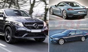 سيارات أسعارها بين 1.4 مليون و 1.6 مليون جنيه بالسوق المصرية