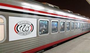 إضافة عربات مكيفة على قطاري الإسكندرية / الفيوم اعتبارا من غد السبت