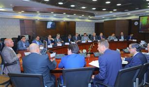 وزير النقل يبحث مع وفد البنك الدولى تطوير منظومة السكك الحديدية