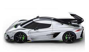 أسرع سيارة قياسية بالعالم وثمنها 52 مليون جنيه.. تعرف على Jesko الخارقة