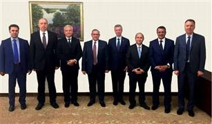 وزير التجارة والصناعة: نتعاون مع بيلاروسيا في تصنيع الشاحنات والاتوبيسات