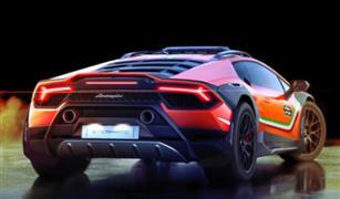 """بالفيديو.. """"لامبورجيني"""" تطور سيارة رياضية خارقة للطرق الوعرة!"""