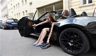 دراسة المانية : احذر استخدام الصندل و الشبشب فى أثناء القيادة