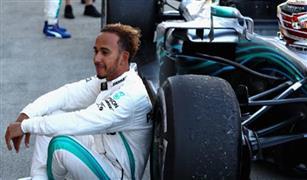 هاميلتون يتطلع إلى رقم قياسي في سباق فورمولا-1 البريطاني وفيراري يفتقد الثقة