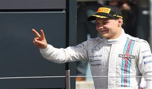 بوتاس يحصد مركز الانطلاق الأول لسباق بريطانيا لفورمولا-1