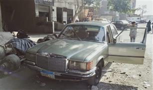 تعرف علي سعر  مرسيدس 280 مستعملة موديل 1975 في مصر