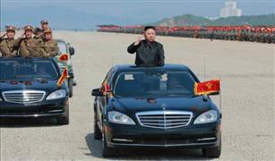 سؤال منطقي.. من أين حصل زعيم كوريا الشمالية على سيارته المرسيدس رغم الحصار؟!
