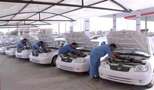 رئيس الوزراء يتابع آخر مستجدات مشروع تحويل السيارات للعمل بالغاز