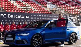 """لماذا طلبت شركة """"أودي"""" من لاعبي نادي """"برشلونة"""" إعادة سياراتها؟"""