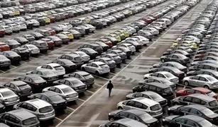 ارتفاع مبيعات السيارات في الصين لأول مرة منذ عام