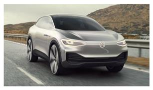 """بتصميم رياضي أنيق.. """"فولكس فاجن"""" تنشر فيديو عن أحدث سيارتها الكهربائية بالفيديو"""